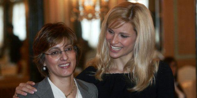 Avvocate e femministe contro Michelle Hunziker e Giulia Bongiorno: