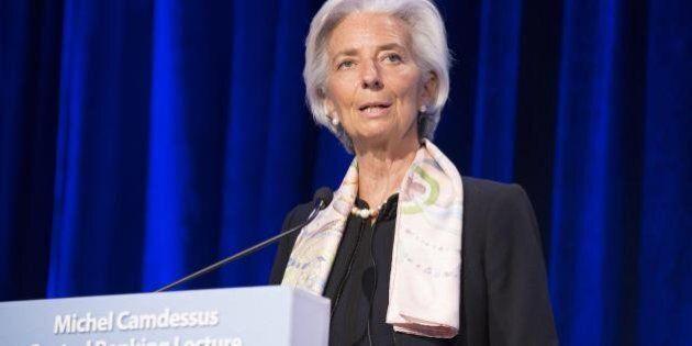 Fmi, rivista al rialzo la crescita del 2015: +0,7%: