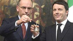 Selfie e faccine: un anno di Renzi premier