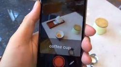 Un'applicazione per smartphone che permette ai ciechi di