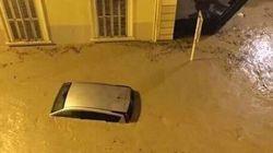 Tempesta sulla Costa Azzurra, almeno 17