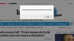 Repubblica.it hackerato dall'esercito