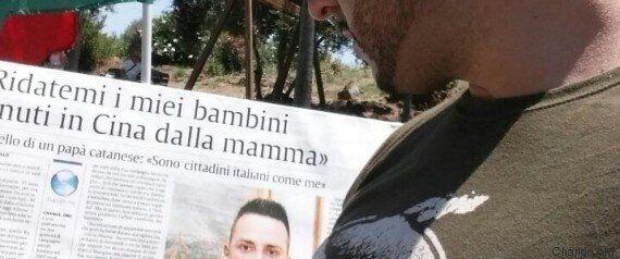 La petizione di Dario Aiello su Change.org: