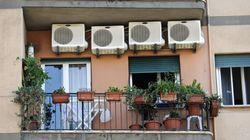Caldo: record dei consumi elettrici a 56.883