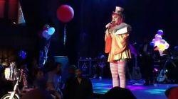 Nuovo omaggio di Madonna al figlio ma sul palco si presenta