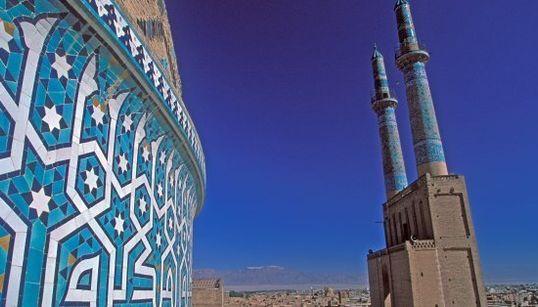 Il turismo sorride all'Iran: triplicano i viaggiatori