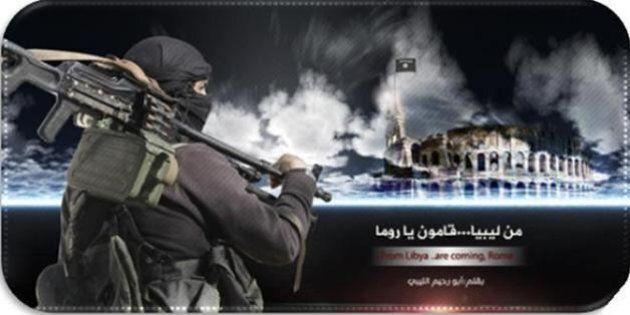 La guerra di Isis attraverso Twitter e i social