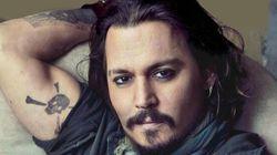 Johnny Depp è l'attore più