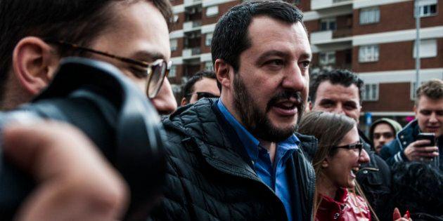 Matteo Salvini boccia una volta per tutte Guido Bertolaso: