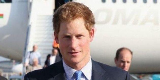 Il principe Harry dà consigli ai nipoti George e Charlotte: