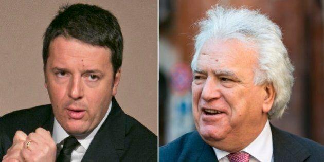 Matteo Renzi e Denis Verdini, confronto tv a distanza. Il premier: canone Rai abbassato a 100 euro e...