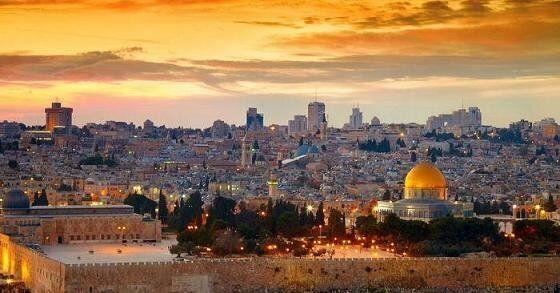 Gerusalemme nel cuore. Ricostruiamo la città dentro di