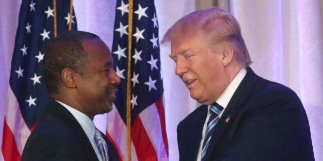 Donald Trump ha scelto il suo vice? Dopo l'endorsement di Ben Carson, il magnate assicura: