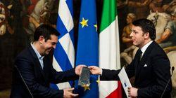 L'incontro mancato. Tsipras voleva Renzi al vertice con Merkel e Hollande. Ma Matteo ha detto