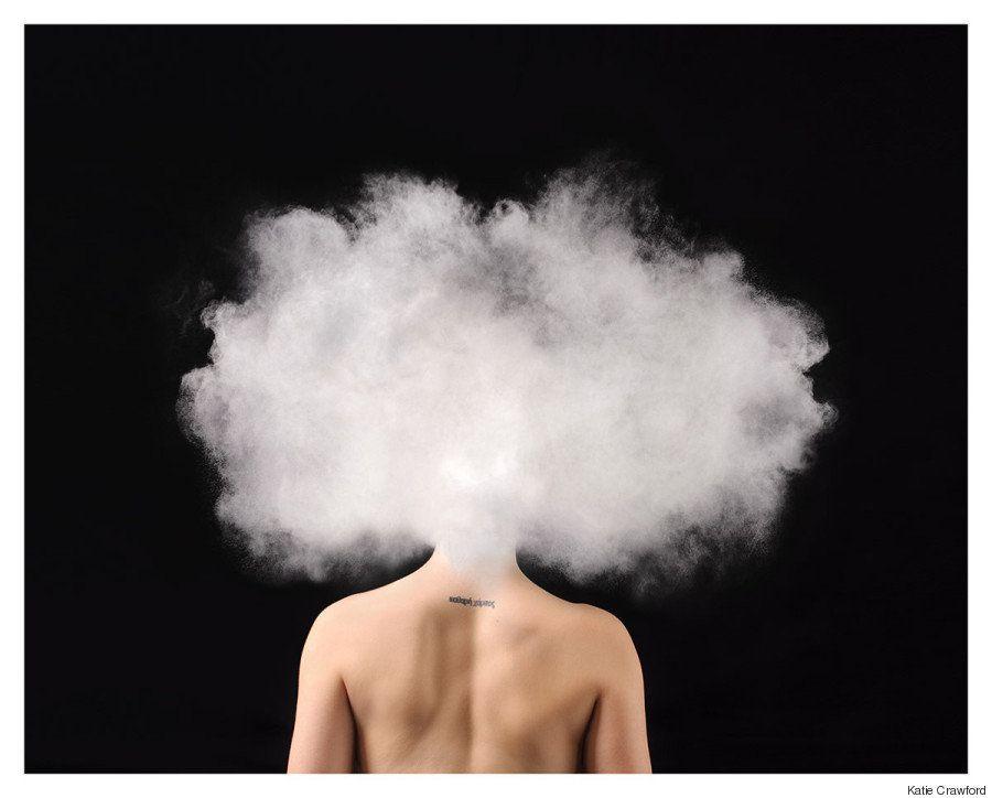 Questa straordinaria serie di foto mostra cosa significa soffrire di un disturbo di ansia