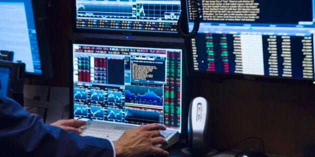 A Wall Street contrattazione sospesa per