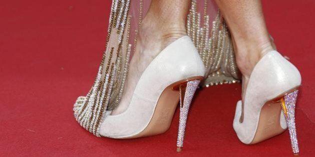 Altro che tacco 12 sul red carpet di Cannes. Il Festival del Cinema di Roma sarà