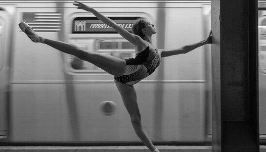 La danza? Non è che il linguaggio segreto