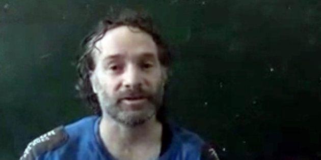 Peter Theo Curtis, ostaggio americano rilasciato in Siria dopo 22 mesi di