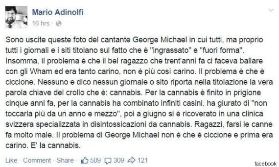 Mario Adinolfi: