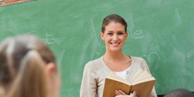 Il gineceo dell'insegnamento. Alla ricerca del professore (maschio)