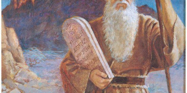 Ten Commandments Mormon