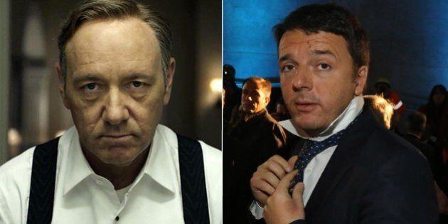 Un anno di Matteo Renzi. Un anno di Frank