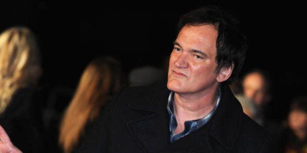 Quentin Tarantino su The Hateful Eight: