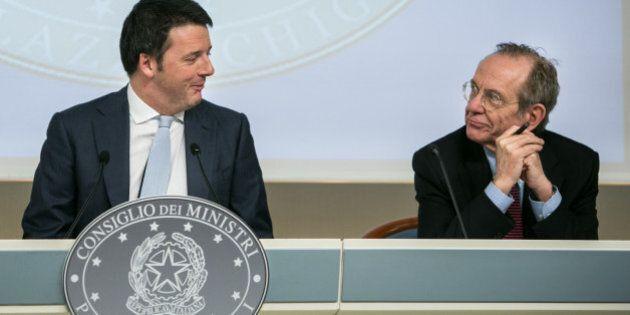 Matteo Renzi al lavoro per il