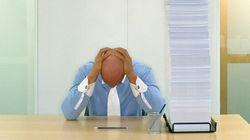 Alcuni uomini dicono di lavorare 80 ore a settimana ma