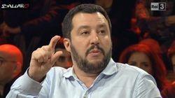 Matteo Salvini in Rai dall'alba al tramonto. È vero