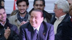 Berlusconi torna in campo (FOTO,