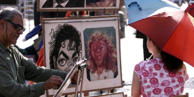 Piazza Navona, il talent per liberare le strade dagli