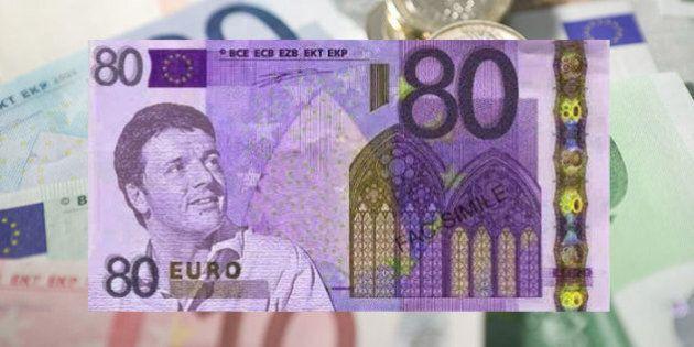 Istat, effetto 80 euro ancora non si vede. Cala la fiducia dei