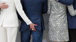 La palpatina di Jane Fonda ad Harvey Keitel