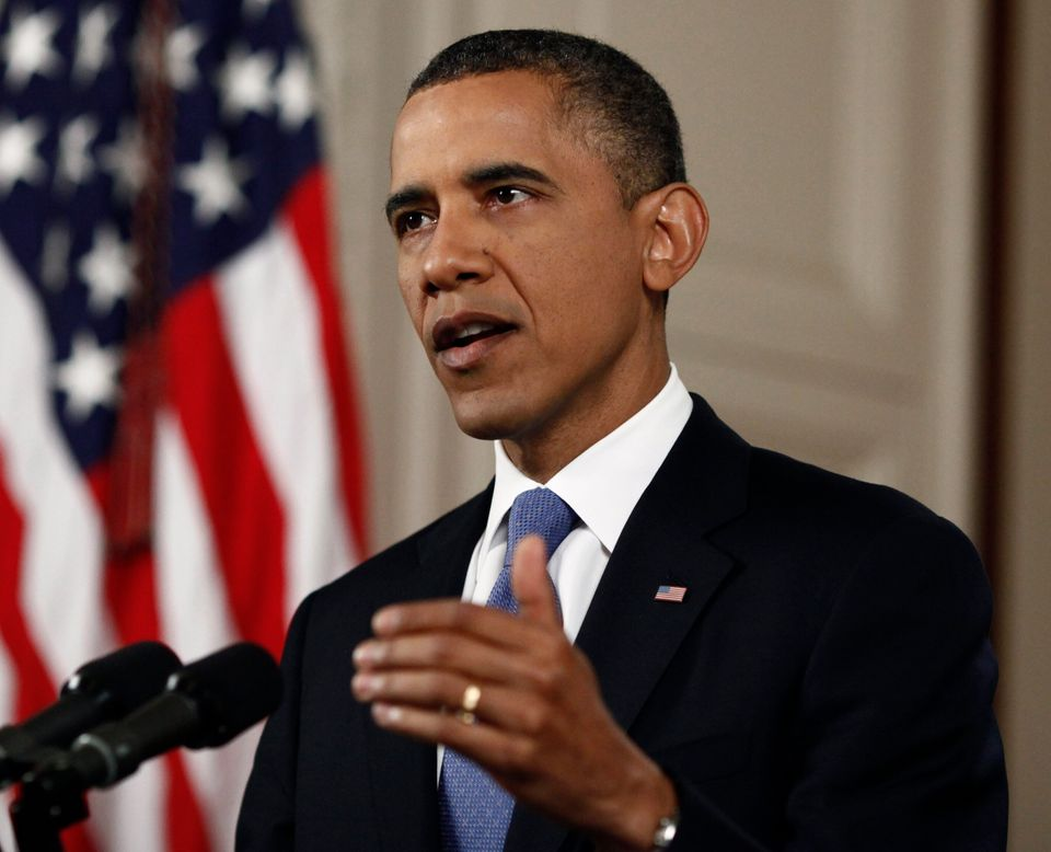 """The Obama administration is treading carefully, wary of taking sides. President Barack Obama said the U.S. acknowledged the """""""