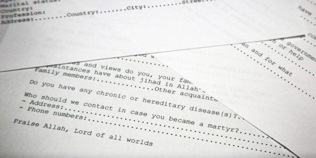 Usa pubblicano documenti di Osama Bin Laden. Tra cui lettere d'amore e domande d'ammissione per