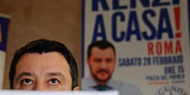 Matteo Salvini: no ad accordi con Berlusconi, siamo diversi. E ribadisce il suo aut aut a