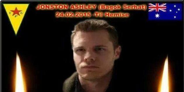 Ashley Johnston, foreign fighter australiano morto in battaglia contro l'Isis. ll primo combattente straniero...