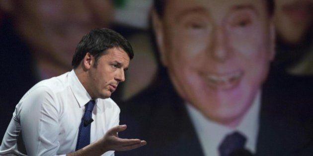 Matteo Renzi non modifica il decreto Raiway per Berlusconi. Ma l'ex Cav può entrare come socio di