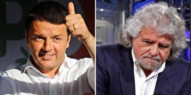 Rai, Grillo e Casaleggio: