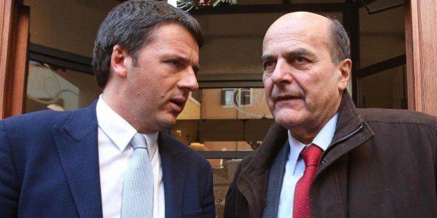 Pd, Pier Luigi Bersani e Matteo Renzi di nuovo in rotta di collisione. La minoranza dem diserterà la...