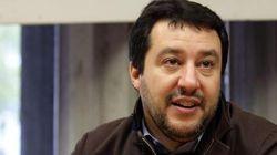 Salvini elogiato da Marine Le Pen e dagli attivisti del Front National