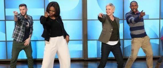 Michelle Obama si allena così: pesi, salto della corda e boxe. E festeggia il quinto anniversario della...