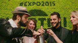Expo Party Time: l'apertura della Terrazza Martini