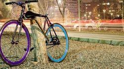 Questa bicicletta non si può