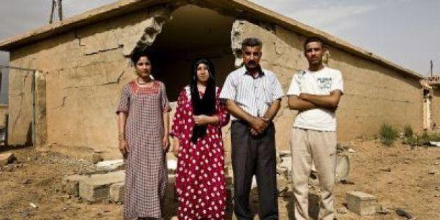 Erbil, Domenico Chirico di Un Ponte Per sulla campagna con HuffPost: