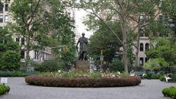 Una passeggiata nel giardino più segreto di New York con Google Maps