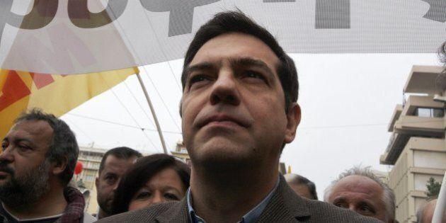 Syriza, Alexis Tsipras: