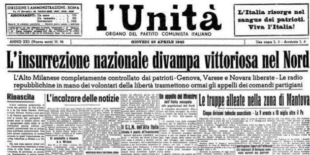 Unità, Guido Veneziani perde il controllo del giornale. Vladimiro Frulletti vicedirettore, obiettivo...